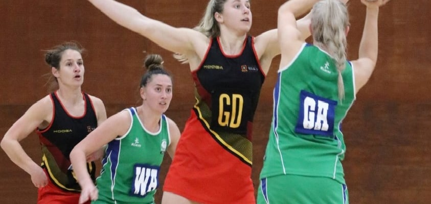 Premier Indoor Competition at The Peak - Hamilton City Netball Centre