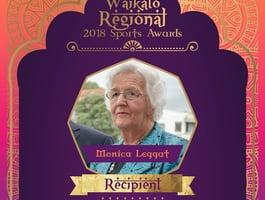Monica Leggat
