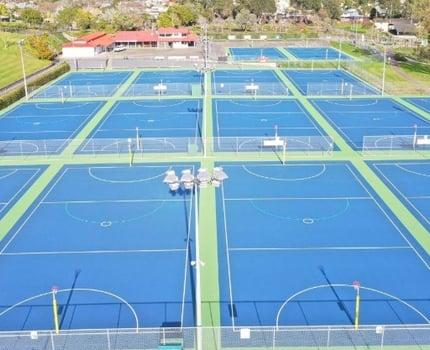 Hamilton City Netball Centre